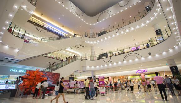 Aeon Mall Long Biên - Cổ Linh