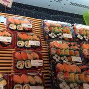 Sushi các loại