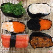 Sushi ở Aeon Mall tuyệt hảo rồi. Sushi tươi, nhiều vị để lựa chọn, vừa rẻ vừa ngon. Mỗi tội xa quá nên bao giờ có dịp có người đi cùng mới dám lặn lội sang ăn 😭