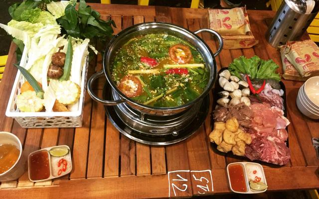 Food Street - Điện Biên Phủ