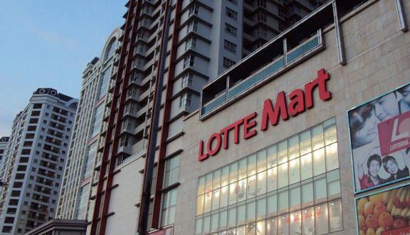 Lotte Mart Cộng Hòa