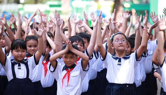 Trường THCS Tân Dương