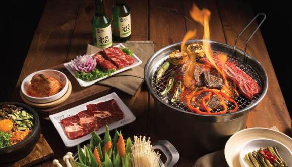 King BBQ - Vua Nướng Hàn Quốc - AEON Mall Long Biên