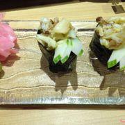 Sushi thịt ghẹ