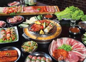 Buk Buk - Buffet Nướng Đường Phố - AEON Mall Long Biên