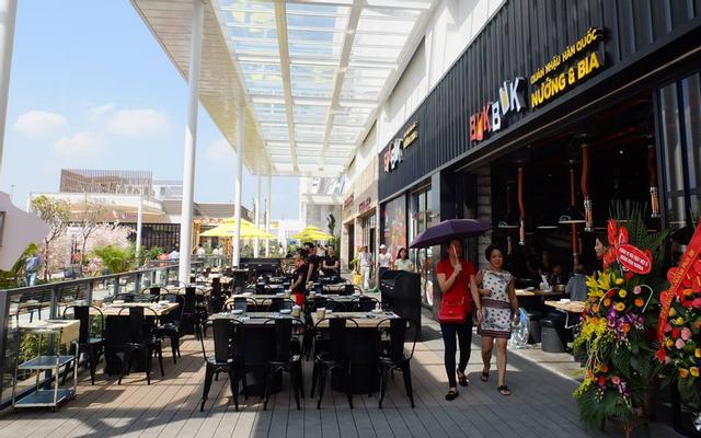 Buk Buk - Quán Nhậu Hàn Quốc - AEON Mall Long Biên