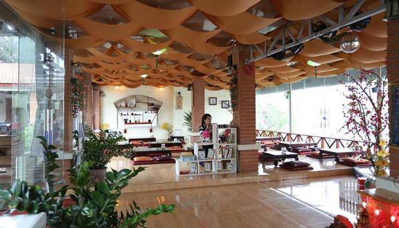 Hồng Trà - Trà Hoa, Sinh Tố, Cafe