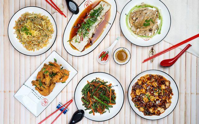 San Fu Lou - Ẩm Thực Quảng Đông - Phan Xích Long