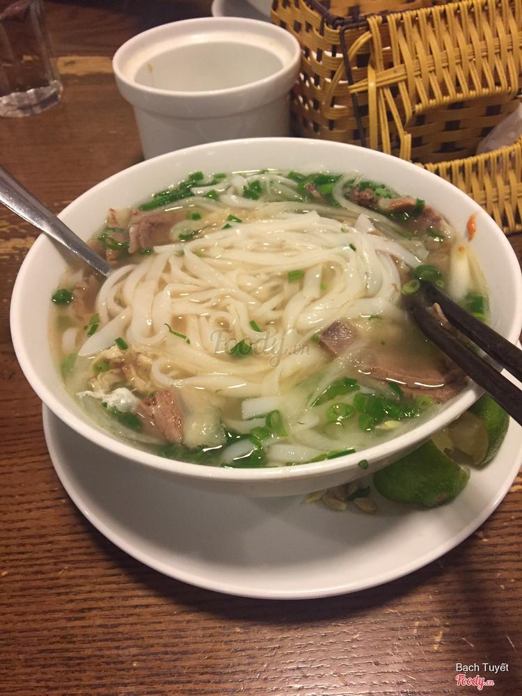 Phở Lý Quốc Sư - Royal City ở Hà Nội