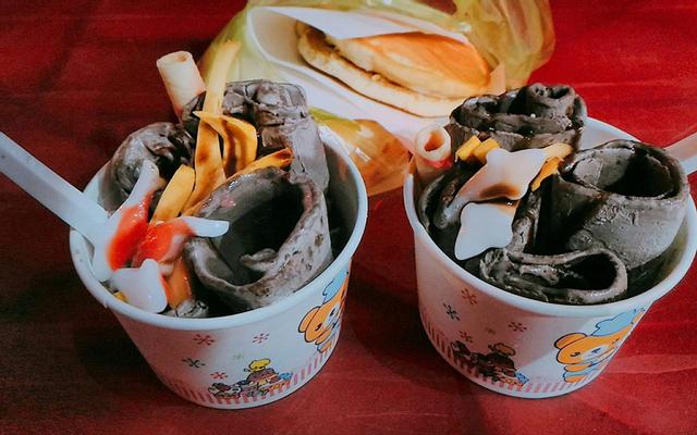 Kem Cuộn & Bánh Phèn La Long Thành