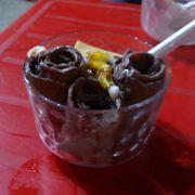chocolate dâu