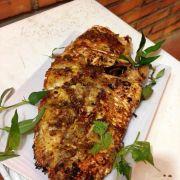 Cá Sơn Đỏ nướng muối ớt (cực kỳ ngon )