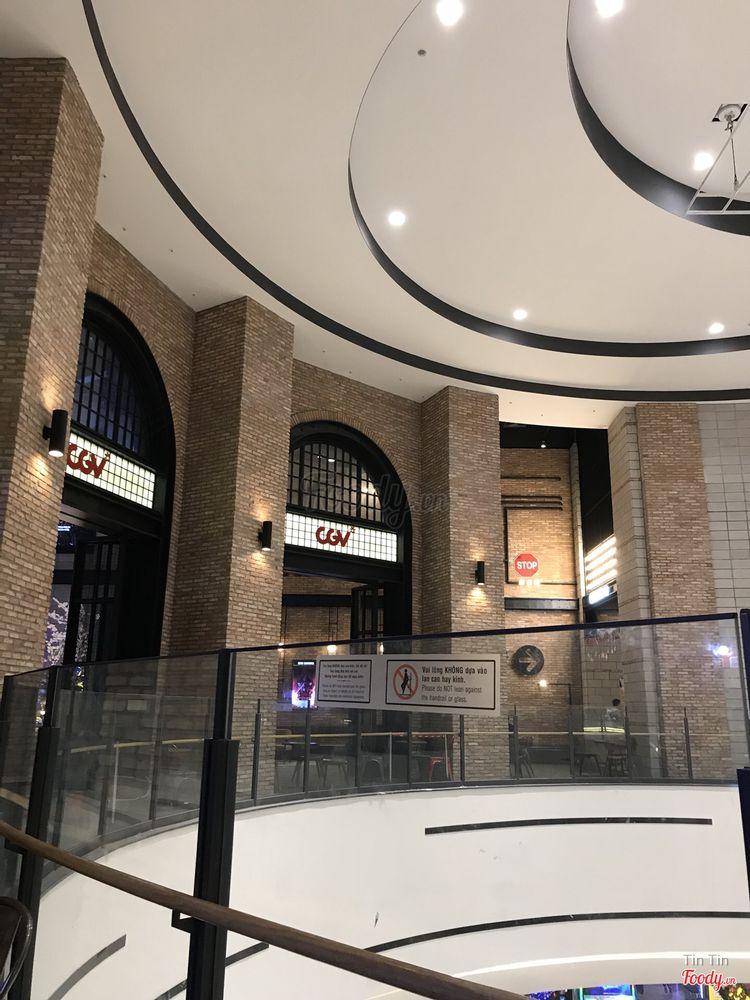 CGV Cinemas - AEON Mall Long Biên ở Hà Nội