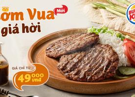 Burger King - AEON Mall Long Biên