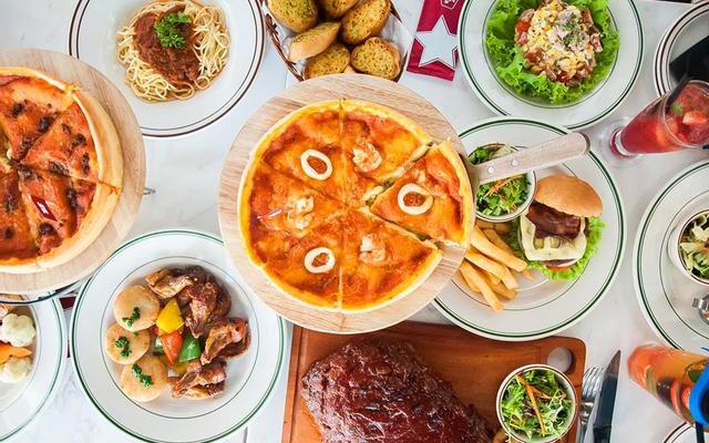 Cowboy Jack's American Dining - AEON Mall Long Biên