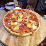 pizza thịt nguội