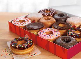 Dunkin' Donuts - AEON Mall Long Biên