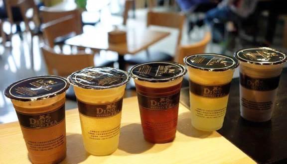 Ding Tea - AEON Mall Long Biên