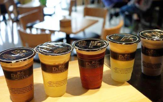 Ding Tea - AEON Mall Long Biên