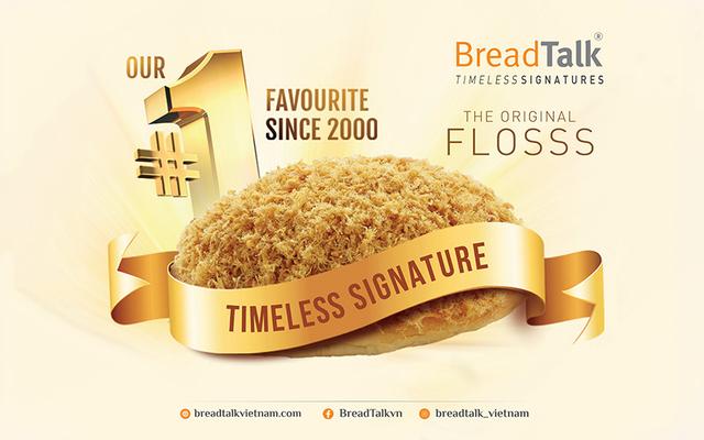 BreadTalk - AEON Mall Long Biên