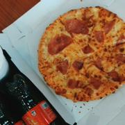 Pizza bò size M