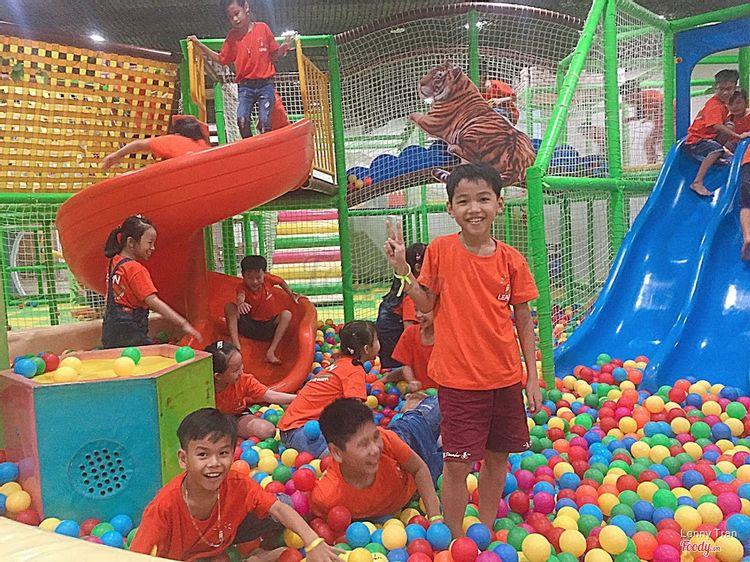 Khu Vui Chơi Giáo Dục VinKe - Vincom Center Đà Nẵng ở Đà Nẵng
