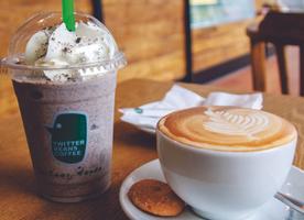 Twitter Beans Coffee - AEON Mall Long Biên