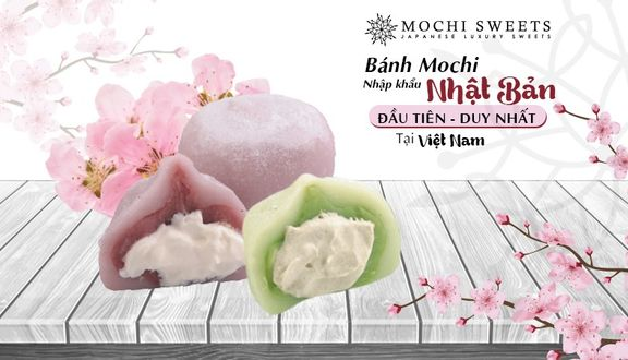 Mochi Sweets - AEON Mall Long Biên