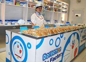 Doraemon Tofu Factory - AEON Mall Long Biên