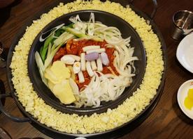 Yoogane Chicken Galbi - AEON Mall Long Biên
