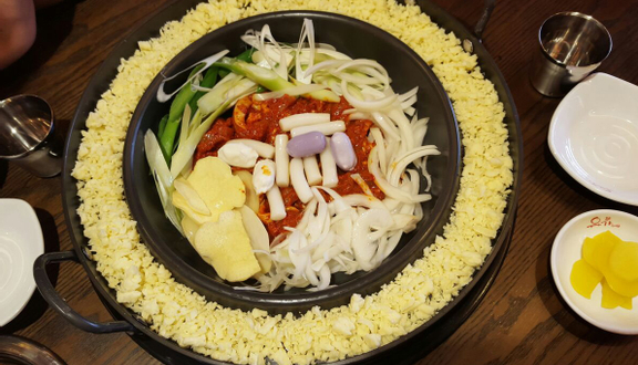 Yoogane Chicken Galbi - AEON Mall Long Biên