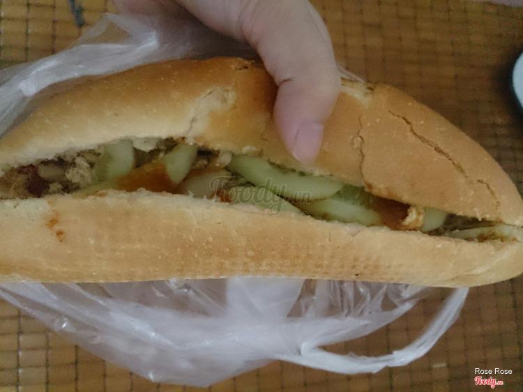 Mai Phương - Bánh Mì Doner Kebab ở Hà Nội