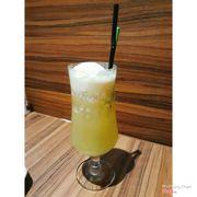 Soda dứa kem dừa
