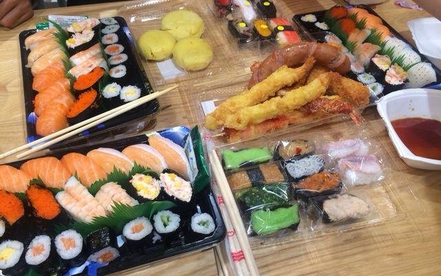 Food Court - AEON Mall Long Biên