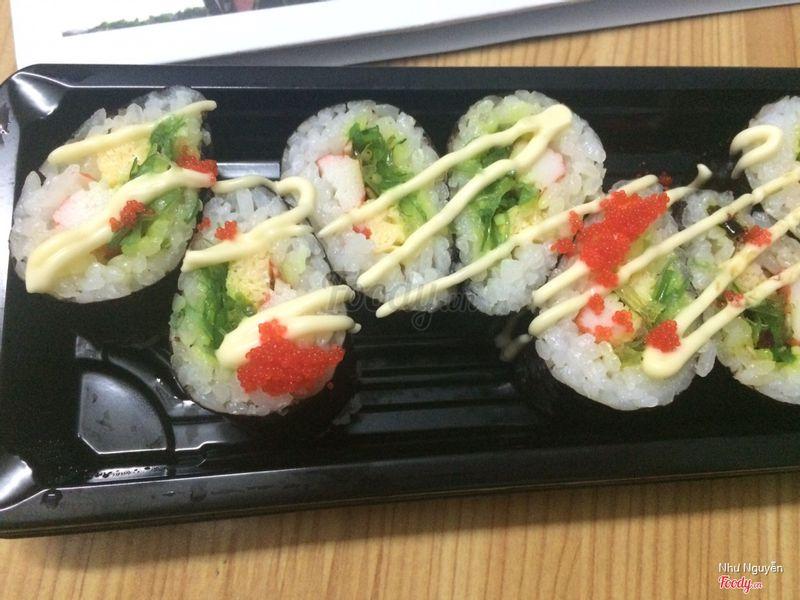 Sushi 16k ( giá gốc là 32k)