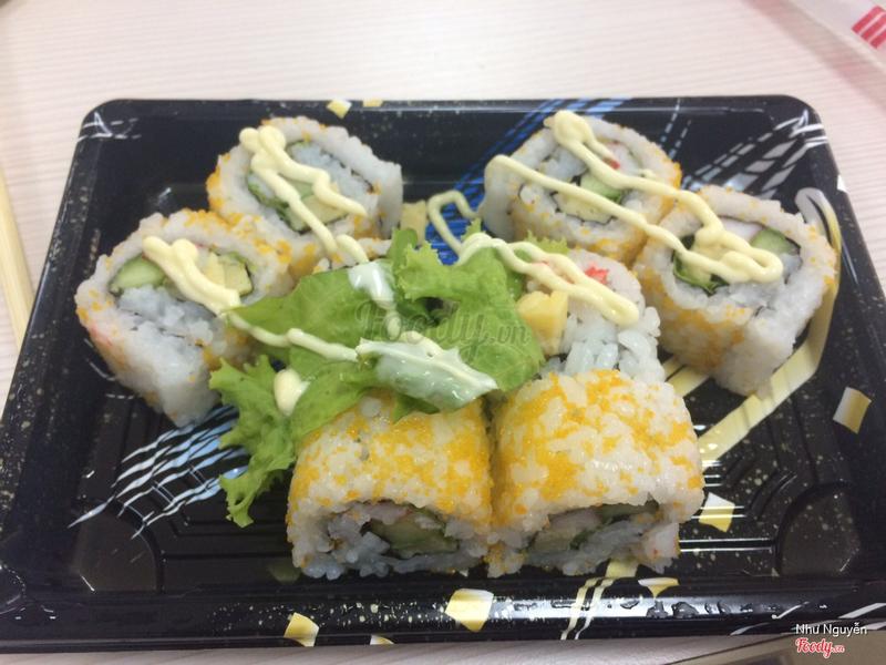Set sushi 32k