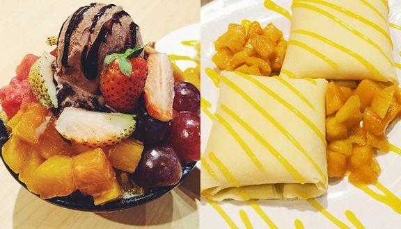 Dessert Me - AEON Mall Long Biên