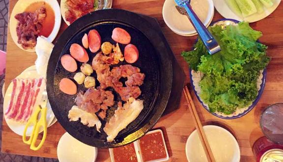 Lan Hương - Lẩu Nướng Hàn Quốc