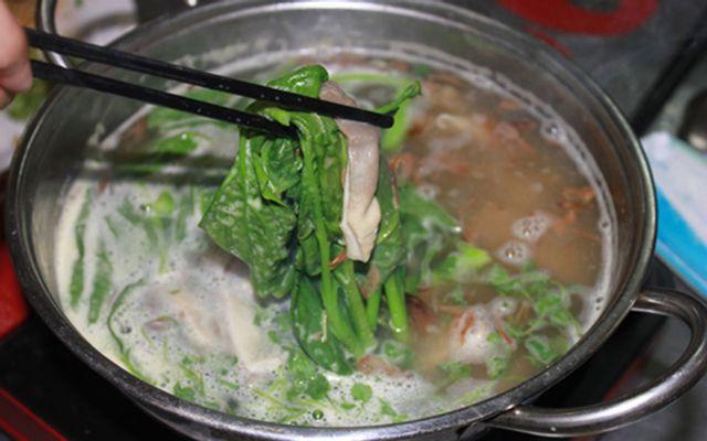 Quán Việt Bình - Lẩu Bao Tử Nấu Tiêu