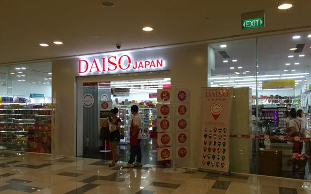 Daiso Japan - Cửa Hàng Đồng Giá Nhật Bản - SC VivoCity