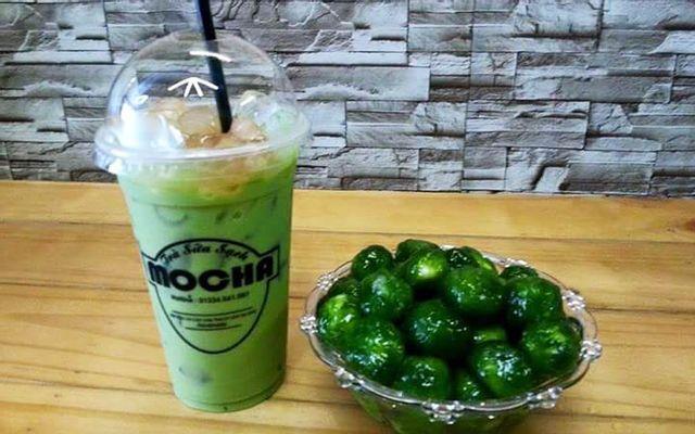 Trà Sữa Thái Mocha
