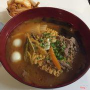 Mì bò kimchi