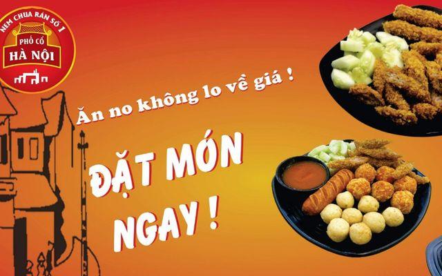 Phố Cổ Hà Nội - Nem Chua Rán Số 1 - Đông Giang