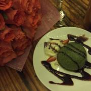 Bánh Lava Trà xanh