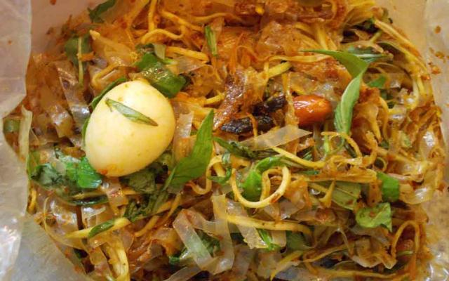 Ăn Vặt Sài Gòn - Bánh Tráng Trộn