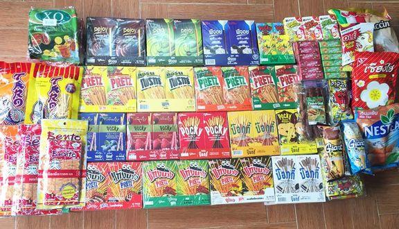 Bann Siam - Bánh Kẹo Nhập Khẩu - Shop Online