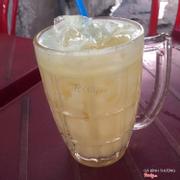 Nha đam cam đường sữa 20k/ly