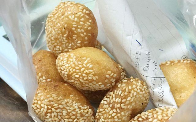 Bánh Cam - Chợ Phạm Văn Hai