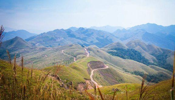 Núi Cao Ba Lanh - Bình Liêu