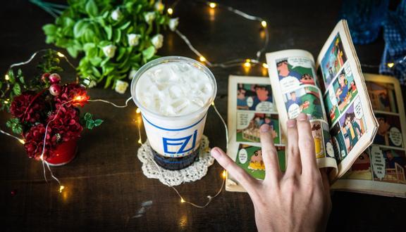 EZI Coffee & Tea - Ông Ích Khiêm